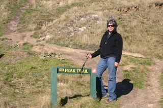 Meg Peak Trail