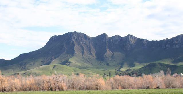 Te Mata from Craggy Range
