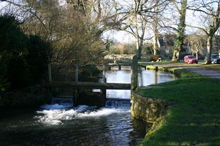Lower Slaughter River
