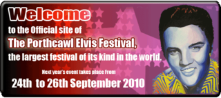 Porthcawl Elvis