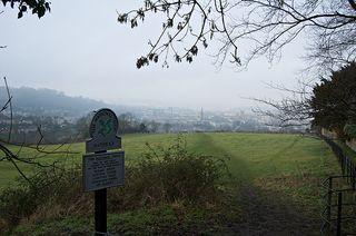 Bath skyline trail