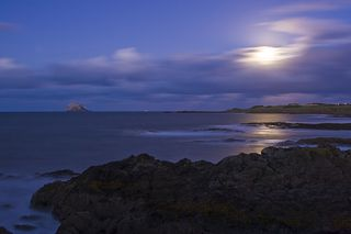 North berwick sea