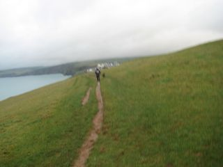 Sw coastal path above Port Isaac