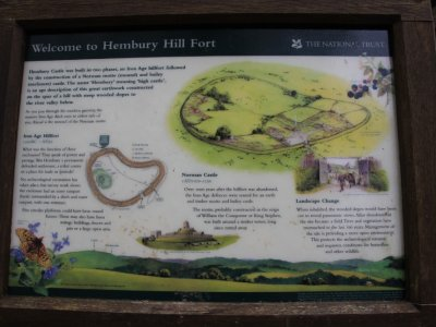Hembury hill fort