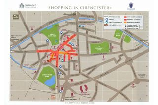 Shopping in cirencester